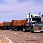 Lonas para cubrir cargas que viajan en Plataformas o flatbeds