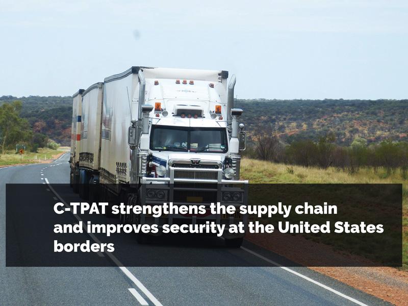 Why do we prefer C-TPAT carriers? | Mexicom Logistics