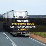 Transporteurs CTPAT