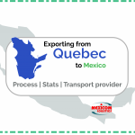 Transport provider to export from Quebec to Mexico