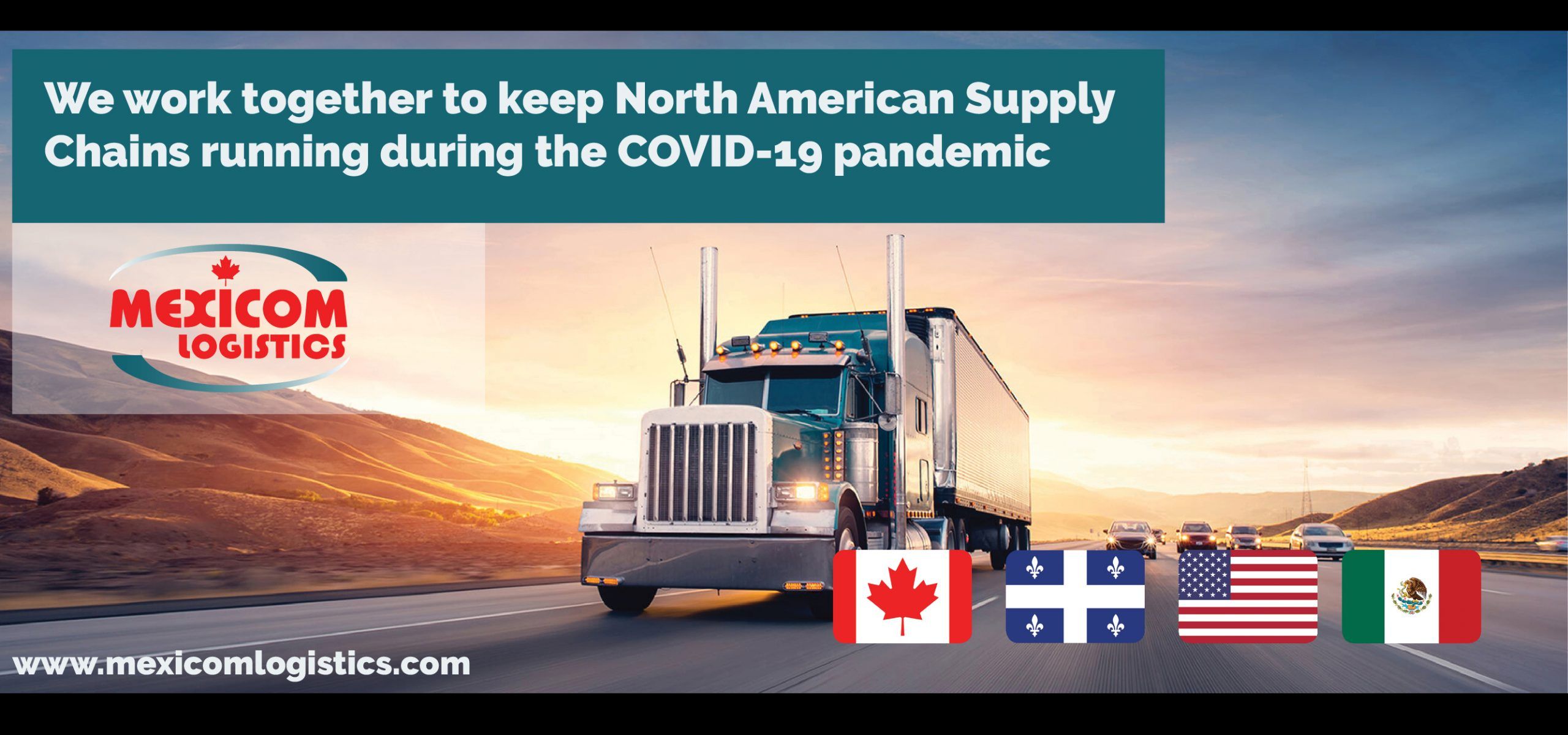 MexicomLogistics keeps working during COVID-19 pandemic
