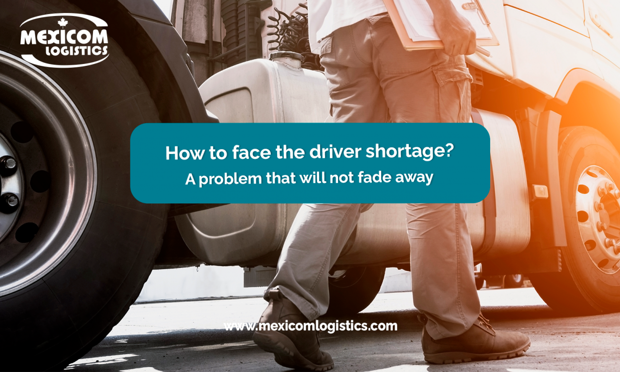 How to face the driver shortage?