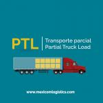 transporte de carga parcial o PTL