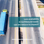 Low availability in northbound loads- can we reduce its impact_