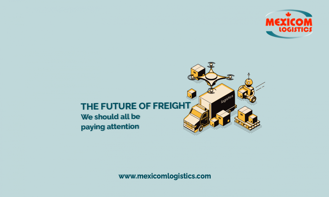 the future of freight
